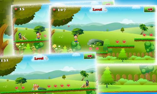 Petualangan Samson dan Dahlia screenshot 2
