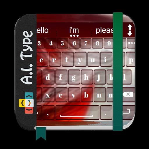 個人化App|中国和谐 AiType Theme LOGO-3C達人阿輝的APP