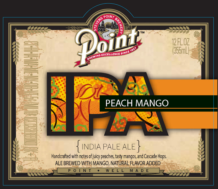 Logo of Point Point Peach Mango IPA