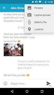 mysms SMS Text Messaging Sync App Download For Android and iPhone 5