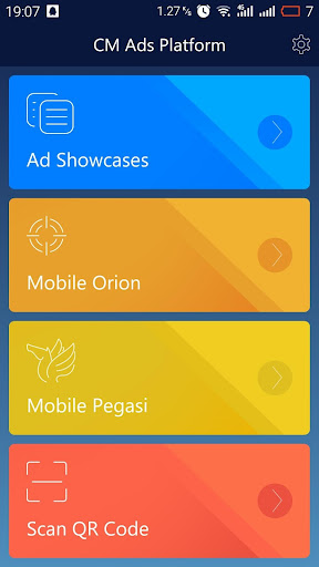 Cheetah Ad Platform Showcase