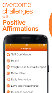 ThinkUp: Positive Affirmations Screenshot