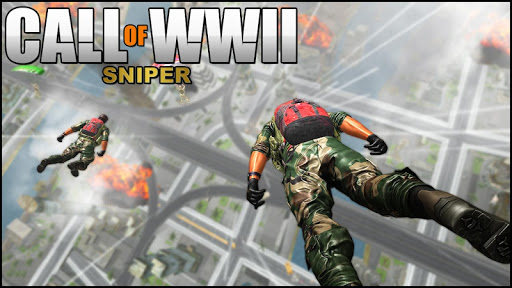 Call of the army ww2 Sniper: Free Fire war duty 1.0.6 de.gamequotes.net 1