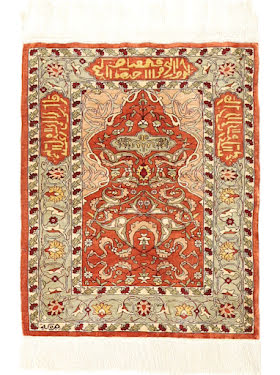 Hereke Silk Signature : Hereke