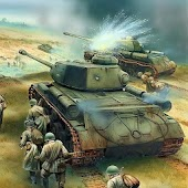 RTS Strategy Game: Tank Empire