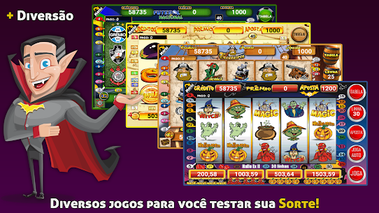 Halloween Slots 30 Linhas Multi Jogos Apk Latest Version Download For Android 2