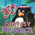 Fantasy Mosaics 30: Camping Trip icon