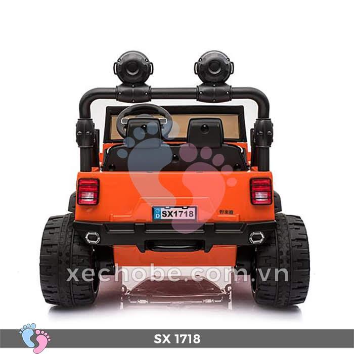 Xe ô tô điện trẻ em Jeep SX-1718 7