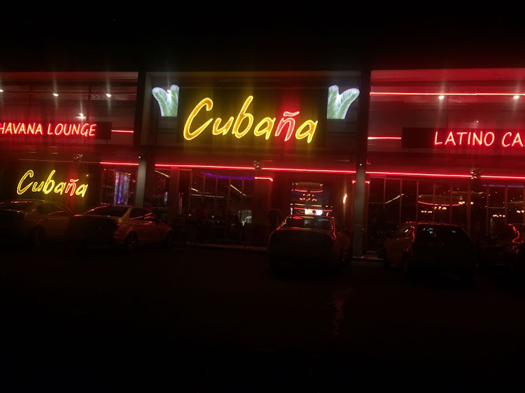 Cubana in Cedar Square' Fourways.