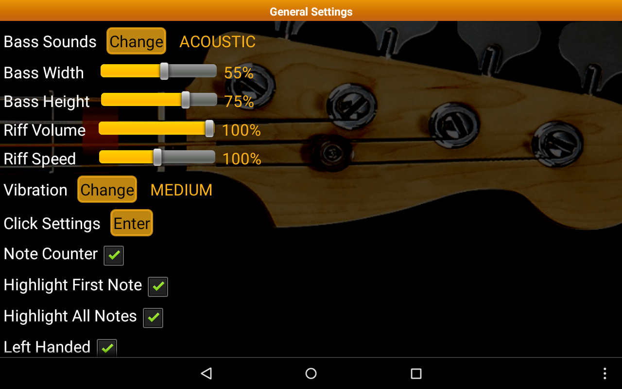 Bass Guitar - dummies