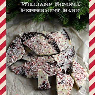 Williams Sonoma Recipes.