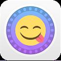 Emoji Selfie face makeup icon