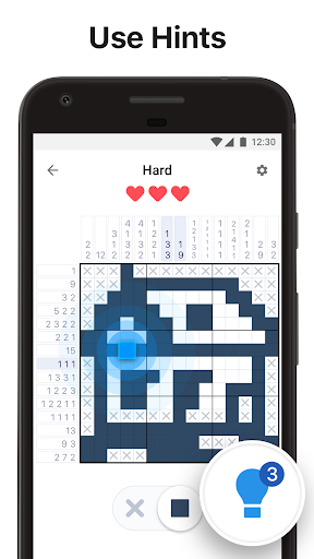 Nonogram.com - Picture cross puzzle game android2mod screenshots 5