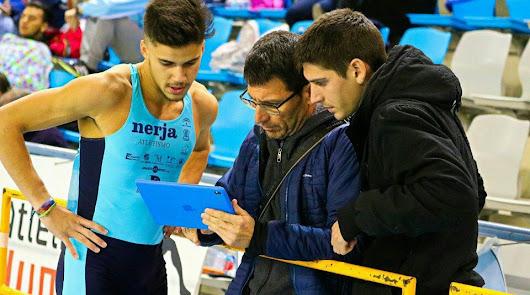 Isidro Leyva y Antonio Orta, al Campeonato de Europa
