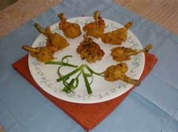 Basic Chicken Lollipops Recipe