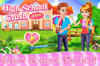 High School Crush for Girls screenshot thumbnail