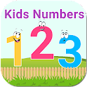 Kids Numbers. Learn to count icon