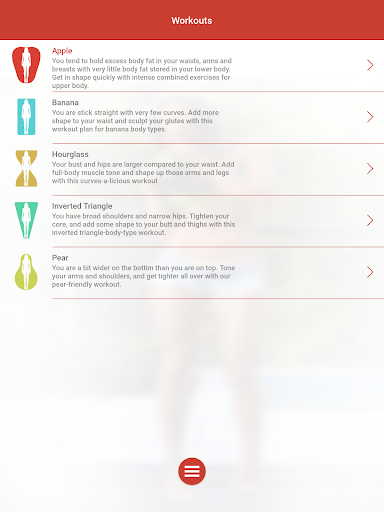 Female Fitness - Gym Workouts by VGFIT LLC (Google Play, United