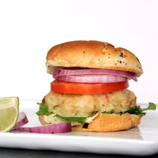 Chili Chicken Lime Burgers Recipe