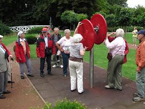 Photo: Bewegungsspiele im Kurpark