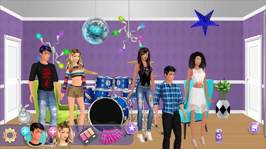 DRESS UP STAR:  Design Girls, Boys, Friends, Home! 5