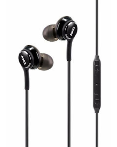 Galaxy Note 10/Note 10 Plus AKG Headphones Black
