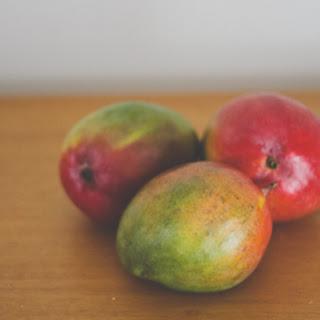 Spicy Mango Lassi