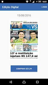 Jornal VS screenshot 1