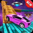 Galaxy Car Stunts Simulation - Demolition Legends APK