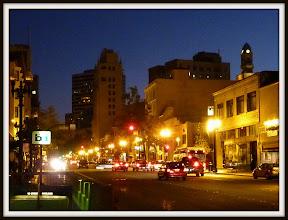 Photo: Broadway & 19th Street, Oakland CA