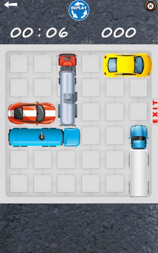 Unblock Car Free Puzzle Game - Rush Hour Challenge screenshots 7
