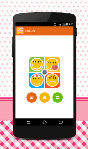 Stickers Cute for Photos