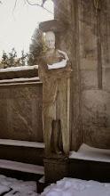 Photo: Náhrobek u hrobu velmistra Paula Heidra a Norberta Kleina
