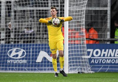 Ortwin De Wolf retourne à l'AS Eupen pour le moment