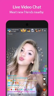 Live.me - video chat &friends- screenshot thumbnail