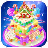 Magic Princess Cake:Cooking