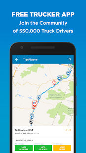 Trucker Path – Truck Stops & Weigh Stations 2