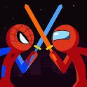 Spider Stickman Fight 2 - Supreme Stickman Warrior icon