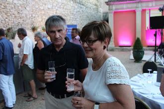 Photo: Hans Dieter Zweckel and his spouse Susanne