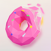 Poly Puzzle - 3D Jigsaw Art icon
