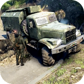 Offroad Army Truck: Soldiers Transport 3D