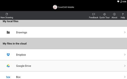 CorelCAD Mobile 18.0.194 screenshots 21