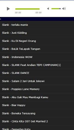 Download Kumpulan lagu slank mp3 Google Play softwares