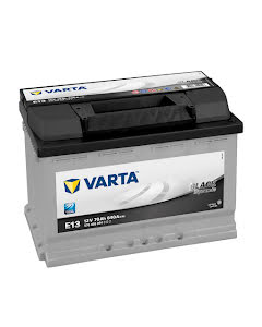 Batteri E13 Black Dynamic - 70 ah