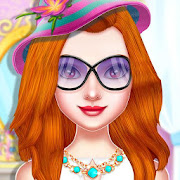 Beauty Girl Makeup and Dressup Puzzle