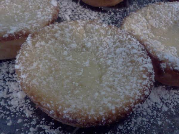 Queijadas (portuguese Custard Tartlets) Recipe