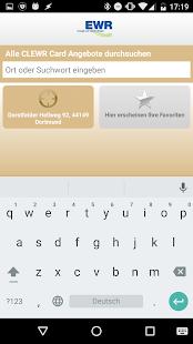 CLEWR CARD mobil - náhled