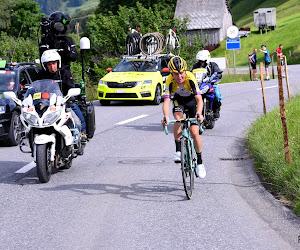 Victoire surprise sur le Tour de Suisse, Bernal frappe un grand coup, belle huitième place pour Benoot