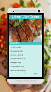 Best Chinese Recipes- screenshot thumbnail