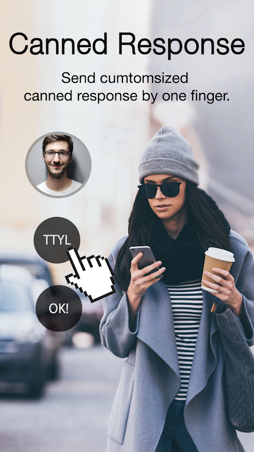 OneTalk - Messaging with the power of your voice.- screenshot